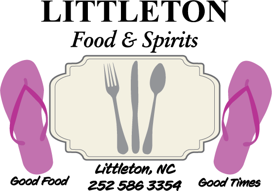 Littleton Food and Spirits logo